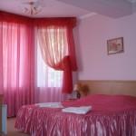 Люкс красный 2-комнатный ПЛЮС